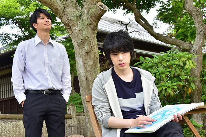 『花は咲くか』 ©2018東映ビデオ ©日高ショーコ/幻冬舎コミックス