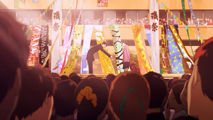 カップヌードル新CM「HUNGRY DAYS サザエさん篇」より