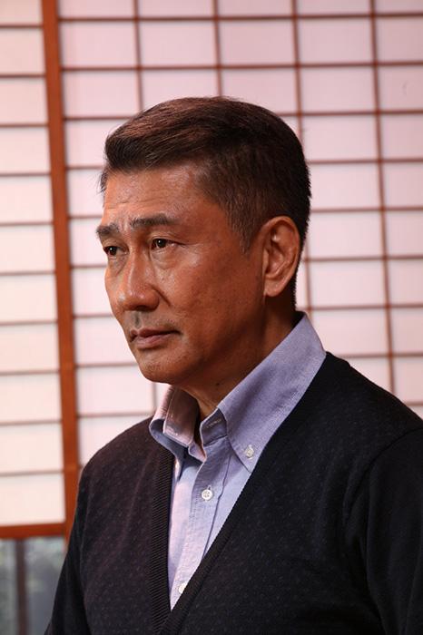 『娘の結婚』で國枝孝彦役を演じる中井貴一 ©テレビ東京