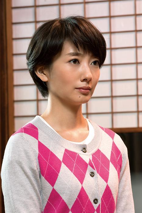 『娘の結婚』で國枝実希役を演じる波瑠 ©テレビ東京