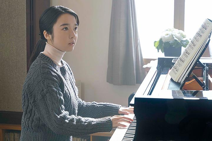 佐倉和音役を演じる上白石萌音 ©2018 「羊と鋼の森」製作委員会