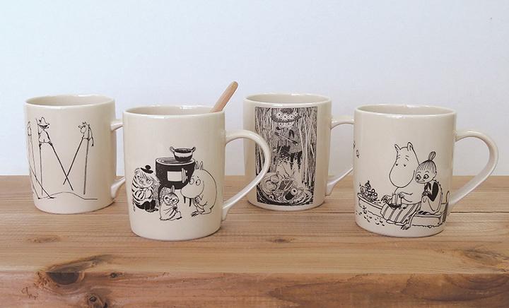 「マグカップ」 ©Moomin Characters