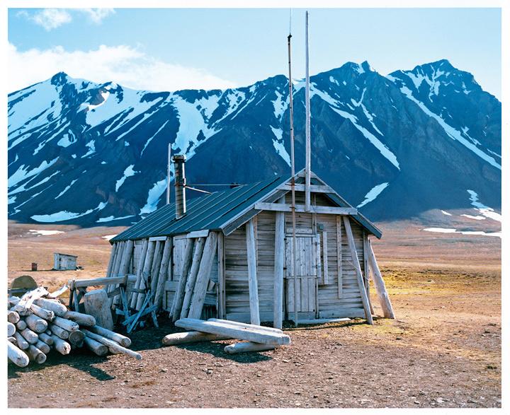石川直樹『Svalbard』 ©Naoki Ishikawa