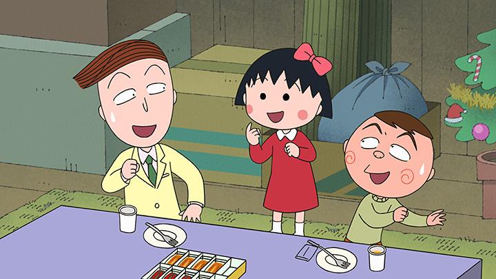 『「屋根裏のクリスマスパーティー」の巻』 ©さくらプロダクション / 日本アニメーション