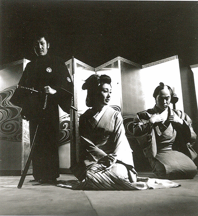 『修羅』©1969 Matsumoto Production