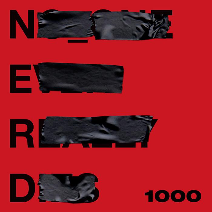 N.E.R.D『1000』ジャケット