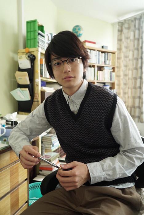 虹川亜樹人役の健太郎 ©2018「ルームロンダリング」製作委員会