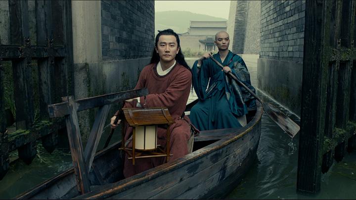 『空海―KU-KAI―』 ©2017 New Classics Media, Kadokawa Corporation, Emperor Motion Pictures, Shengkai Film