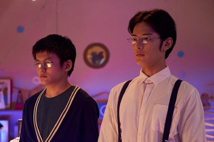 『モブサイコ100』 ©ONE・小学館/ドラマ「モブサイコ 100」製作委員会