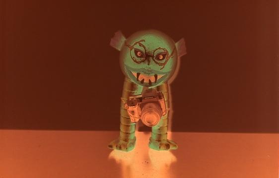 荒木経惟『ネガエロポリス』2015年 作家蔵 ©Nobuyoshi Araki courtesy of the artist and Rat Hole Gallery, Tokyo