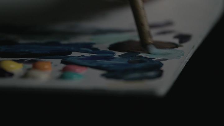 「チョーさん描く」篇