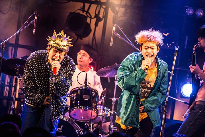 『どついたるねん シングル発売記念 渋谷クアトロ無料ライブ ~ガチ☆BOY~』の模様 Photo by yuka jonishi