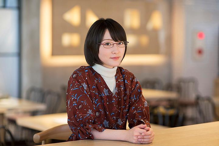 火村智子役の生駒里奈 ©「オー・マイ・ジャンプ!」製作委員会
