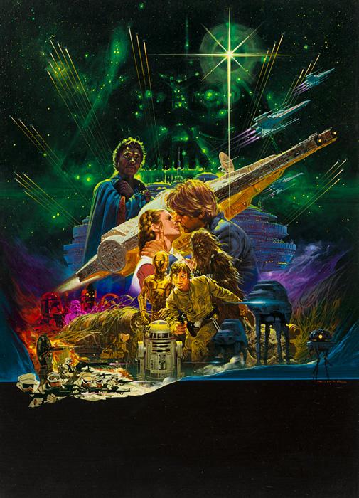 『スター・ウォーズ/帝国の逆襲』1980 / ©& TM Lucasfilm Ltd.