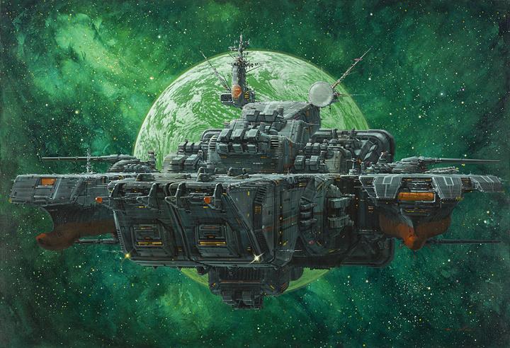 超時空要塞マクロス『MACROSS PERFECT MEMORY』付属ポスター1983年 © 1982 ビックウエスト
