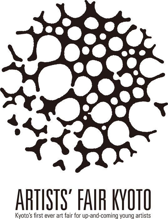 『ARTISTS' FAIR KYOTO』ロゴ