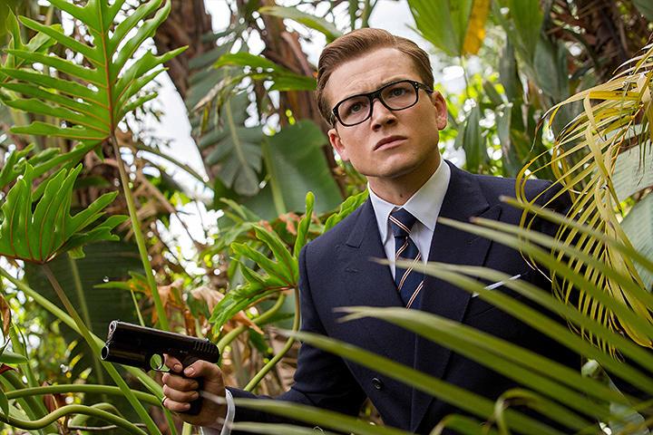 『キングスマン:ゴールデン・サークル』 ©2017 Twentieth Century Fox Film Corporation