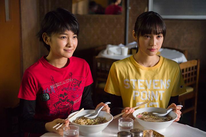 『ラーメン食いてぇ!』 ©林明輝/講談社・2018「ラーメン食いてぇ!」製作委員会