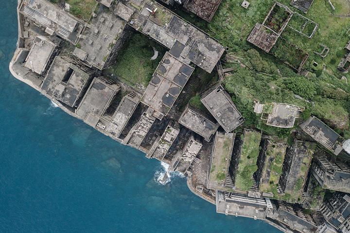 『THE ISLAND 軍艦島』より