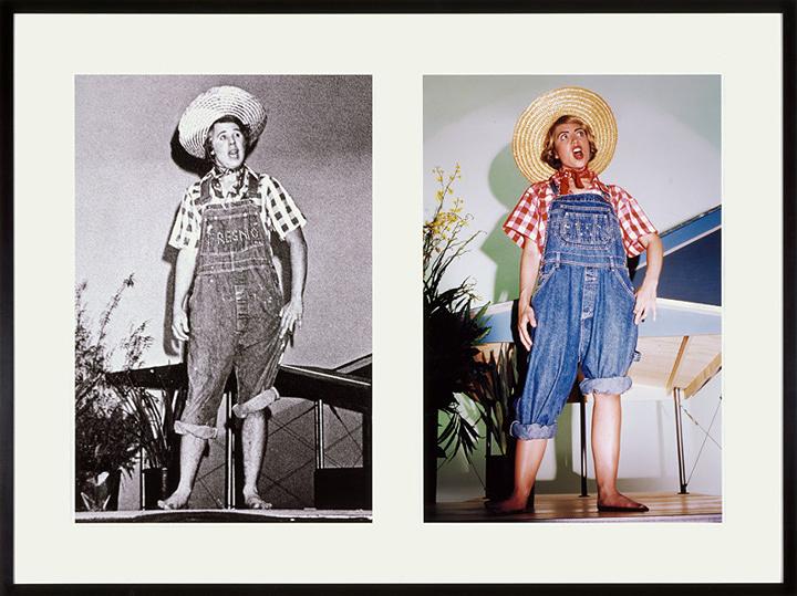 マイク・ケリー『ファーム・ガール 課外活動 再構成 #9』2004-2005年 Art © Mike Kelley Foundation for the Arts. All rights reserved/Licensed by VAGA, New York, NY