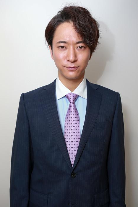 阿久役の浅香航大 ©「オー・マイ・ジャンプ!」製作委員会