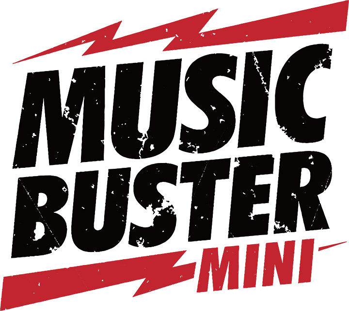 『MUSIC BUSTER ―MINI―』ロゴ ©映画「EVEN~君に贈る歌~」製作委員会