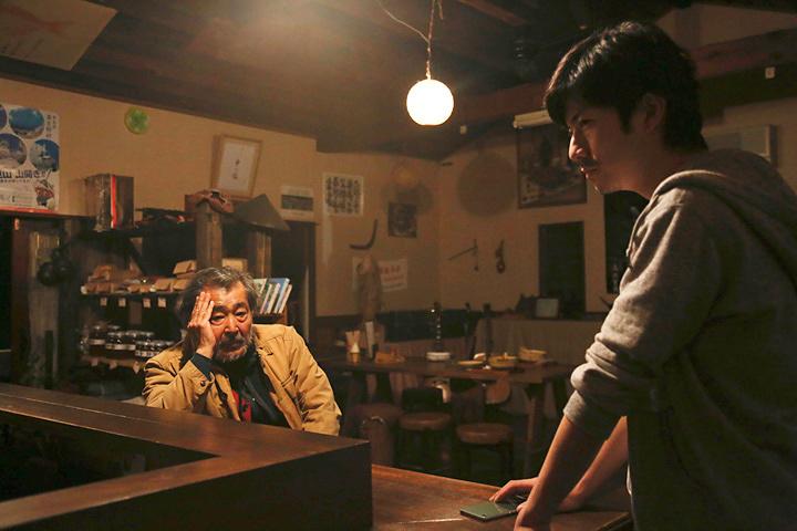 『東の狼』 ©Nara International Film Festival & Seven Sisters Films