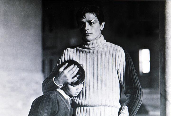 『若者のすべて』 ©1960 TF1 Droits Audiovisuels – Titanus
