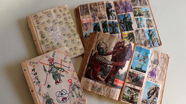 「怪獣スクラップ」1965~1967年