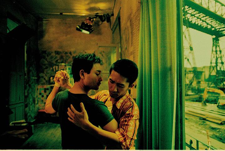 『ブエノスアイレス』 ©1997, 2008 Block 2 Pictures Inc. All Rights Reserved.