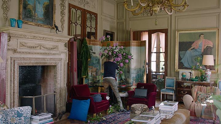 『ドリス・ヴァン・ノッテン ファブリックと花を愛する男』 ©2016 Reiner Holzemer Film - RTBF - Aminata bvba - BR - ARTE
