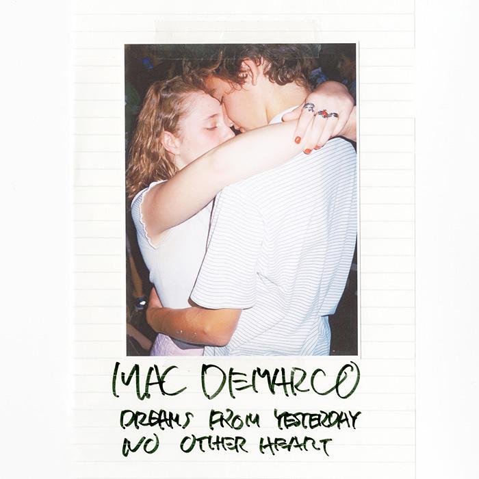 Mac DeMarco×トリプルファイヤースプリット盤トリプルファイヤー面