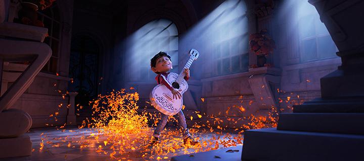 『リメンバー・ミー』 ©2017 Disney/Pixar. All Rights Reserved.
