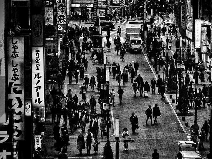 森山大道『K』 ©Daido Moriyama
