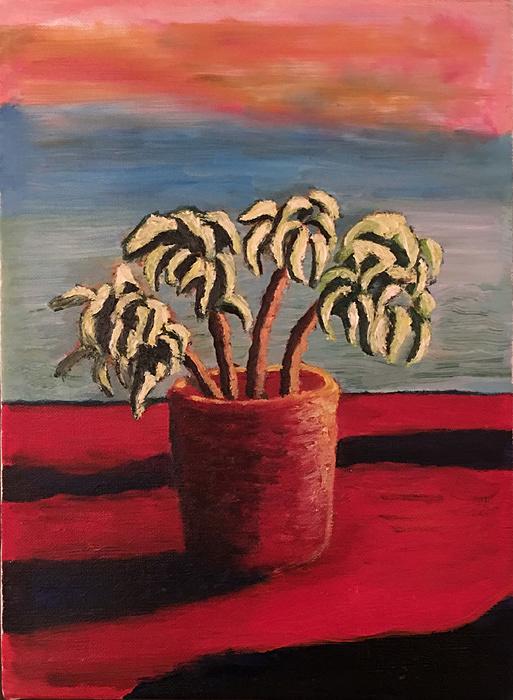 太久磨『自画像としての植物』