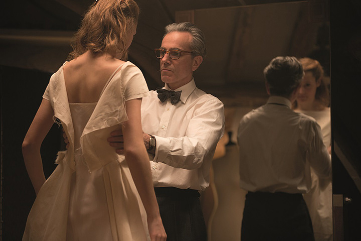 『ファントム・スレッド』 ©2017 Phantom Thread, LLC All Rights Reserved