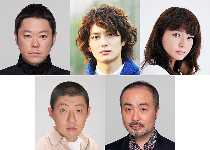 松尾スズキ演出『ニンゲン御破算』に阿部サダヲ、岡田将生、多部未華子ら