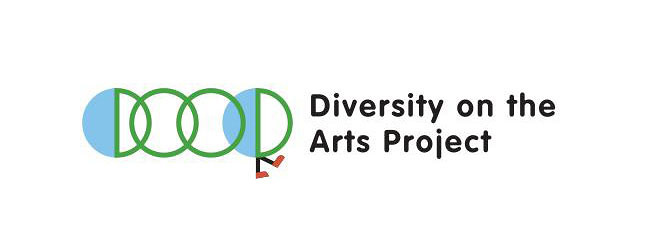 『Diversity on the Arts Project』ロゴ
