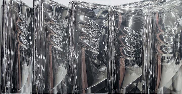牧田愛『Matrix』2017年 キャンバスに油彩