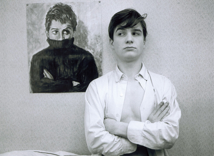 『アントワーヌとコレット』©1962 LES FILMS DU CARROSSE