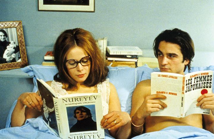 『家庭』©1970 LES FILMS DU CARROSSE