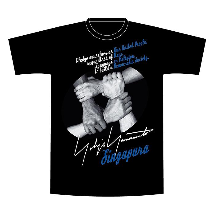 Sinrapura T-Shirtsブラック