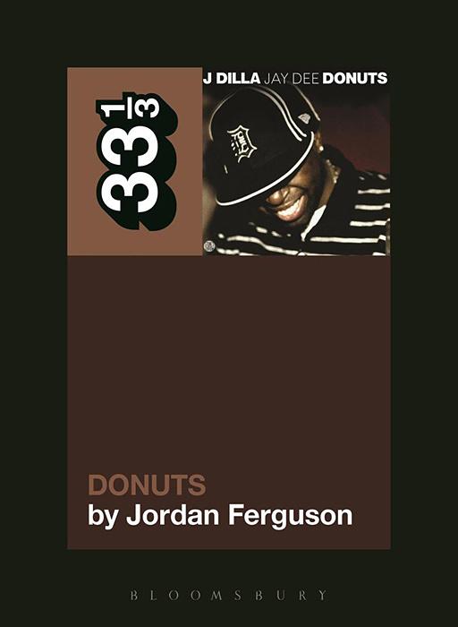 『J・ディラと「ドーナツ」のビート革命(仮)』原著表紙
