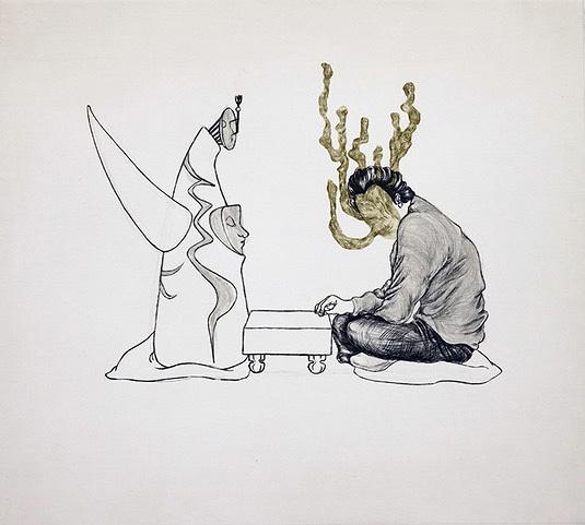 束芋『太陽の塔と将棋』
