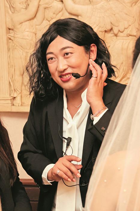 揚江美子 ©クリエイターズ・ファイル