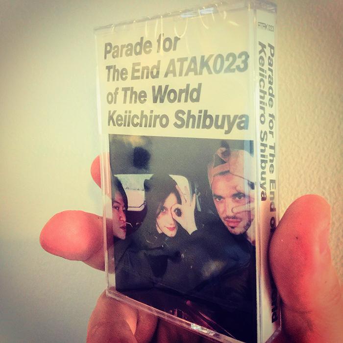 渋谷慶一郎『ATAK023 Parade for the End of the World』