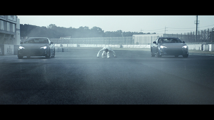 Mobil 1ウェブムービー『You are the 1.』より
