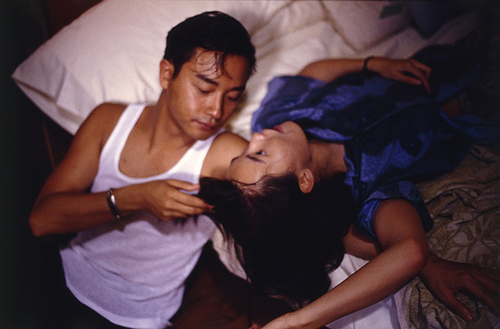 『欲望の翼』 ©1990 East Asia Films Distribution Limited and eSun.com Limited. All Rights Reserved.