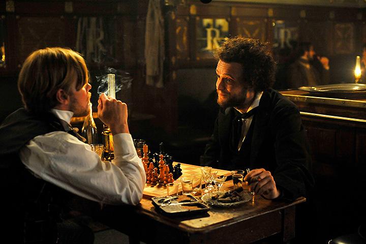 『マルクス・エンゲルス』 ©AGAT FILMS & CIE - VELVET FILM - ROHFILM - ARTEMIS PRODUCTIONS - FRANCE 3 CINEMA – JOUROR – 2016