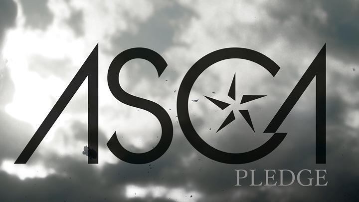 "ASCA""PLEDGE""PVより"